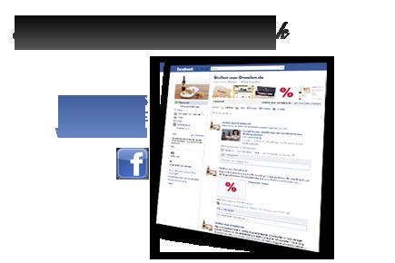Dresdner Stollen auf Facebook