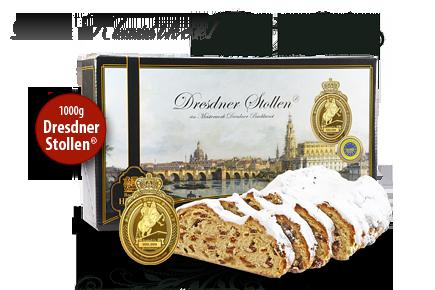 Dresdner Stollen 1000g