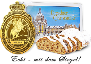 Dresdner Stollen ®
