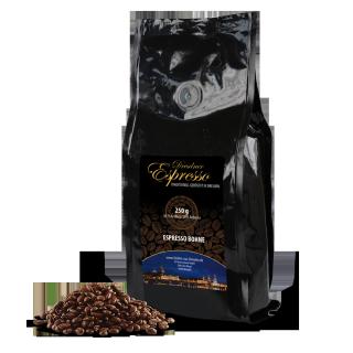 Dresdner Kaffee Espresso - Auslese - 250g, ganze Bohne