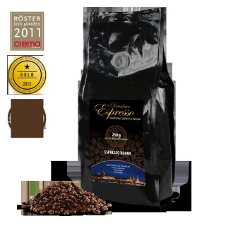 """Dresdner Kaffee """"Premium"""" als ganze Bohnen"""