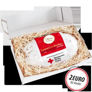 Dresdner Christstollen® 1000g in Geschenkkarton
