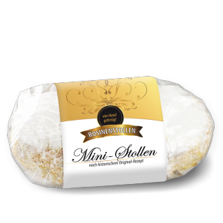 250g Original Dresdner Christstollen Mini