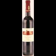 Dornfelder Rotwein Jahrgang 2007 aus Meißen