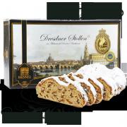 1000g Original Dresdner Christstollen ® in Geschenkkarton