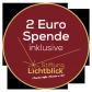 1000g LICHTBLICK Stollen inkl. 2 € Spende