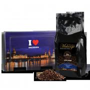 """250g Dresdner Kaffee Crema in Lunchbox """"Canaletto bei Nacht"""""""