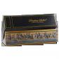 1000g Original Dresdner Christstollen ® in Geschenkkarton - Frontansicht der Geschenkedose
