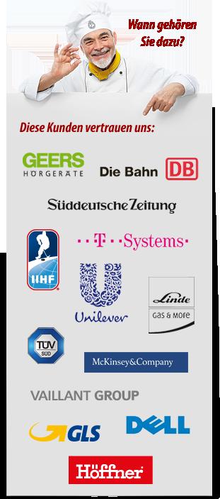 Dresdner Stollen f&umlur Firmen